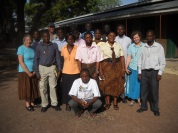 Teachers of Hope and Resurrection and US Team